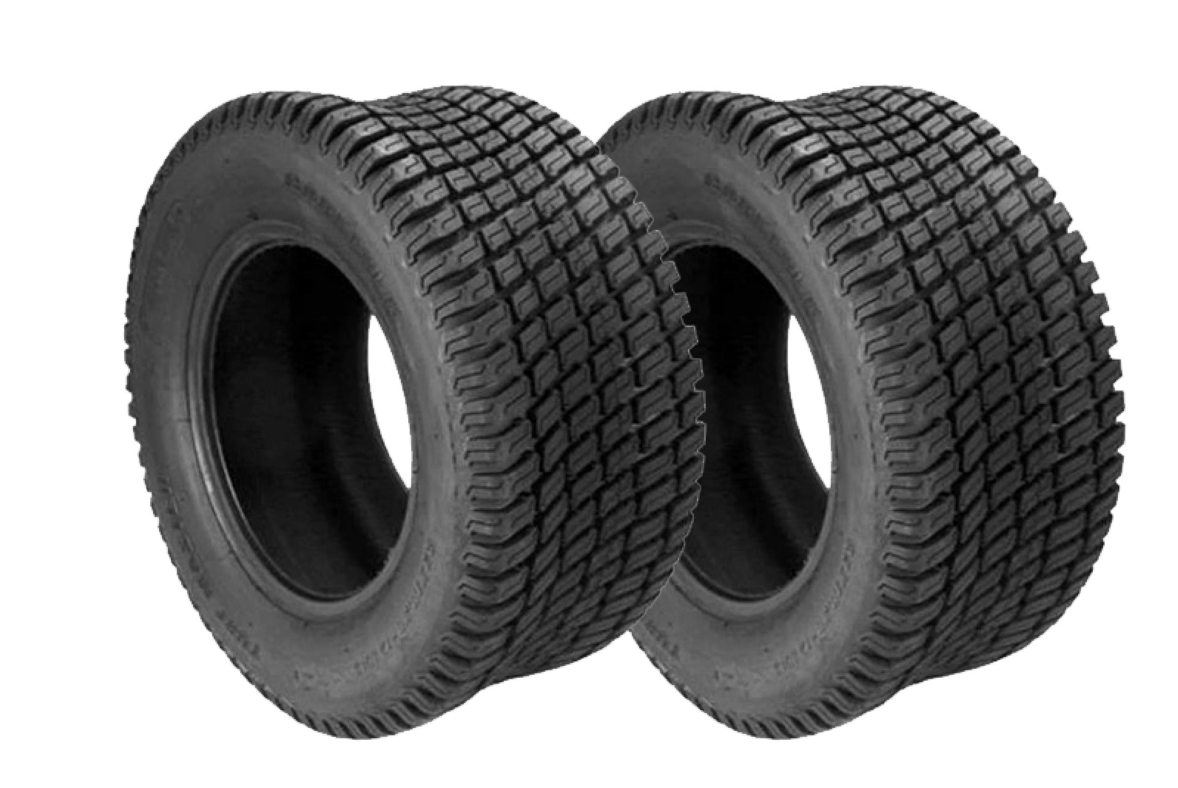 2 Raisman 80 04 241 turf master 24X12.00-12 4 ply tires