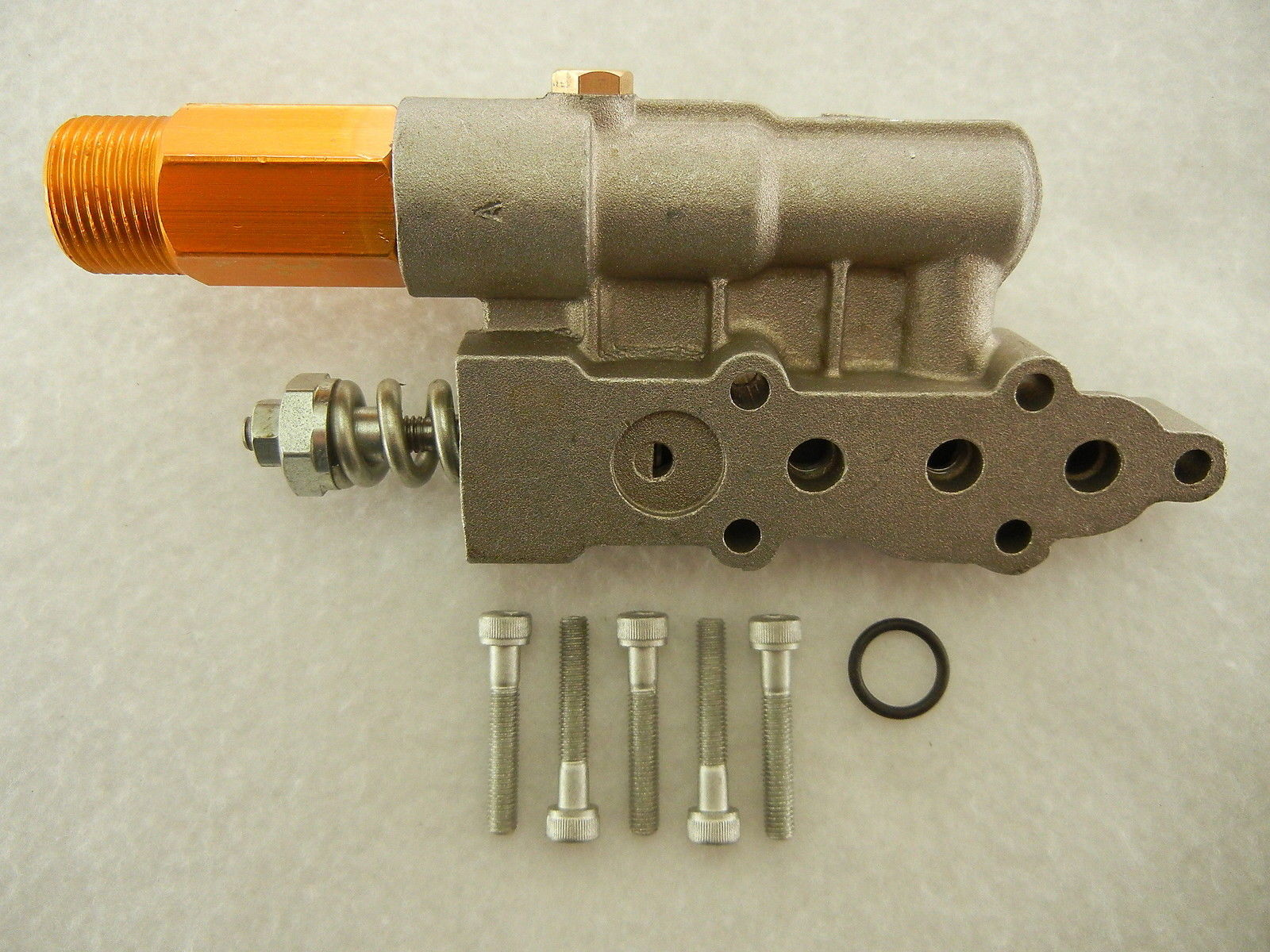 5 Bolt Manifold For Simpson and Homelite Pressure Washers