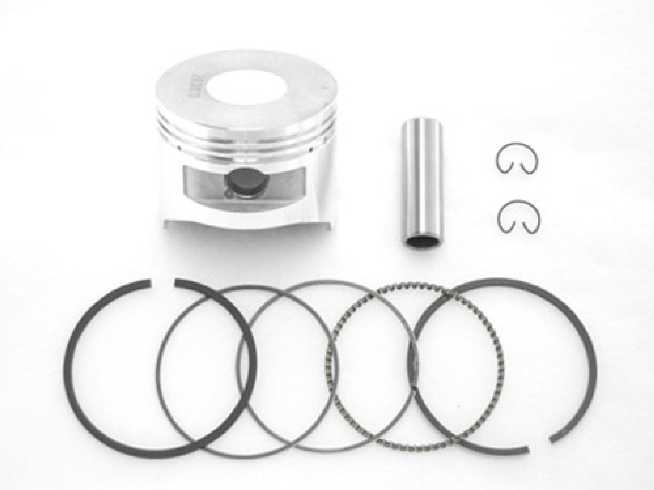 Honda GX240 Piston Kit Includes Rings, Pin and Clips