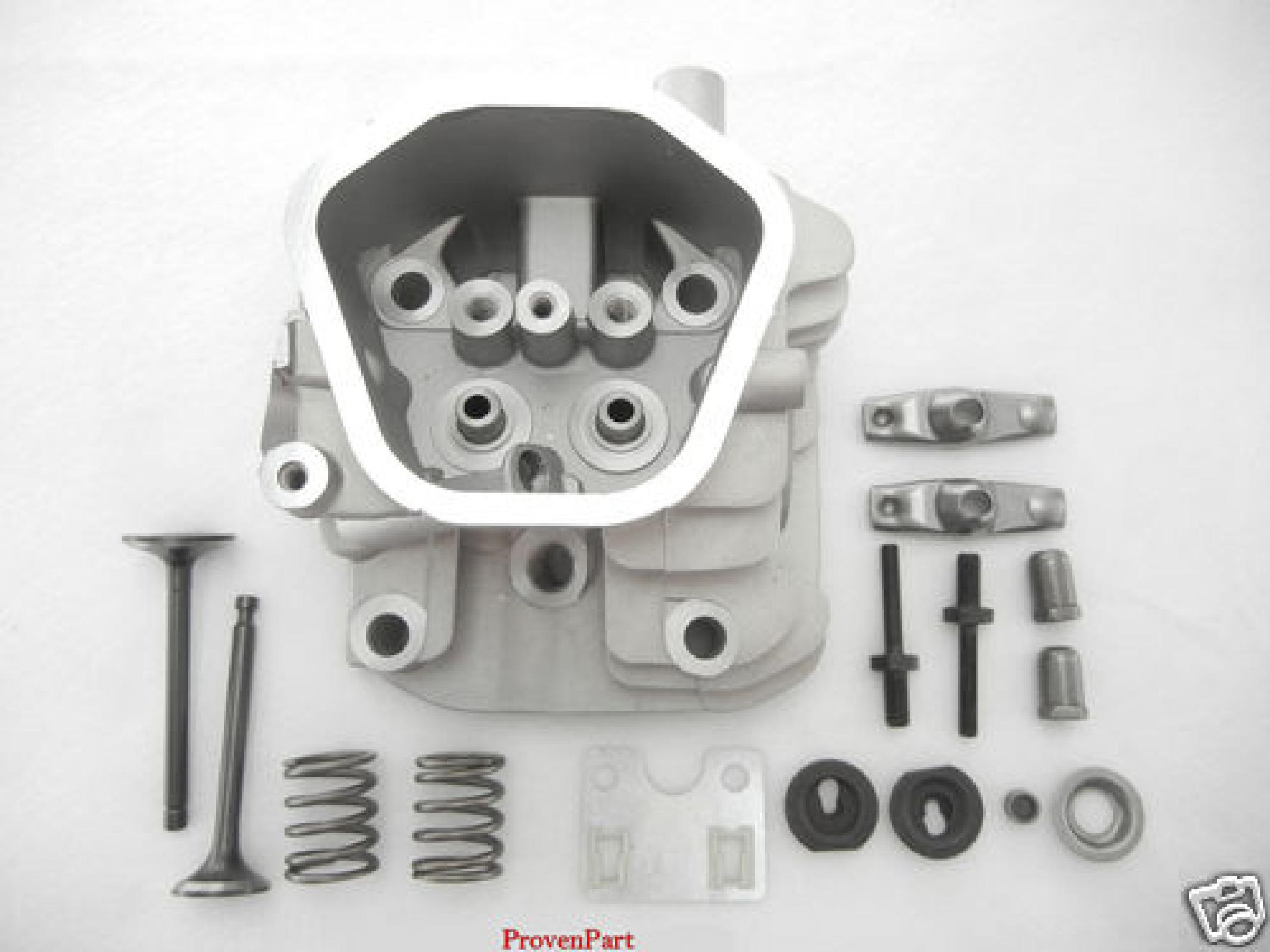 Honda GX340 Cylinder head kit
