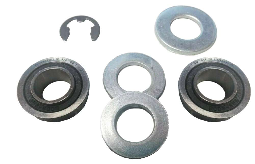 Replacement front wheel kit 812000029 532121749 532121748 9040H