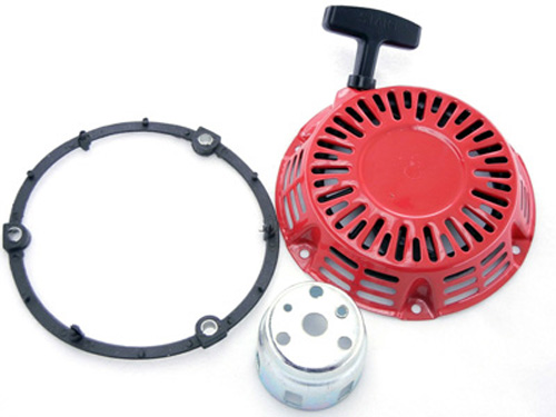 Recoil Starter For Honda GX200 Includes spacer and cup