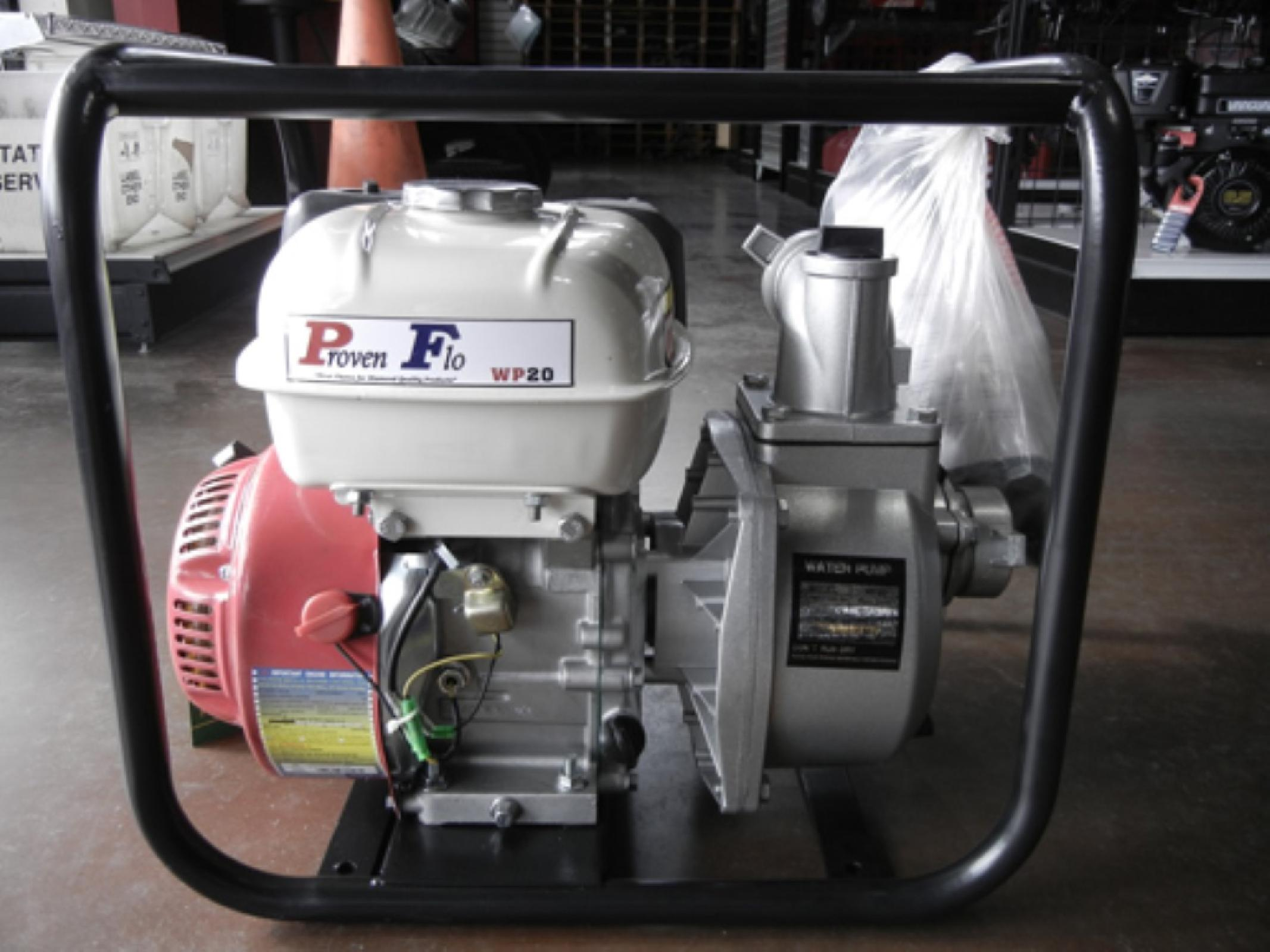 Pf20G 2Inch,With 5.5Hp Engine