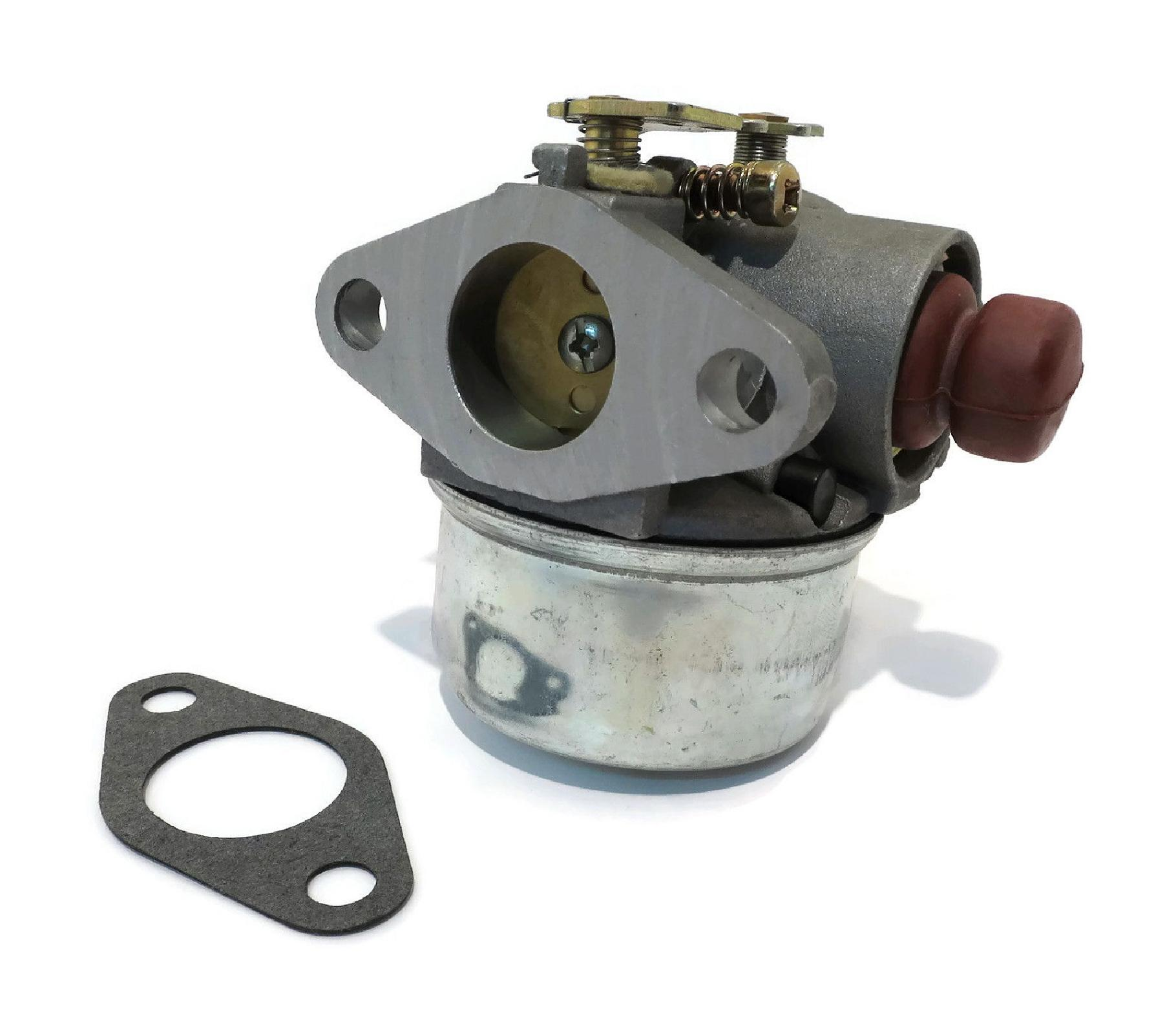 Mower Motor Parts : Carburetor for tecumseh lev lawn mower engine