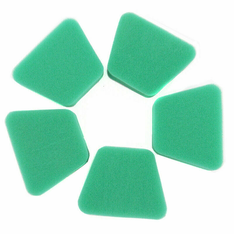 5pcs green air filters replaces Poulan chainsaw 530037793