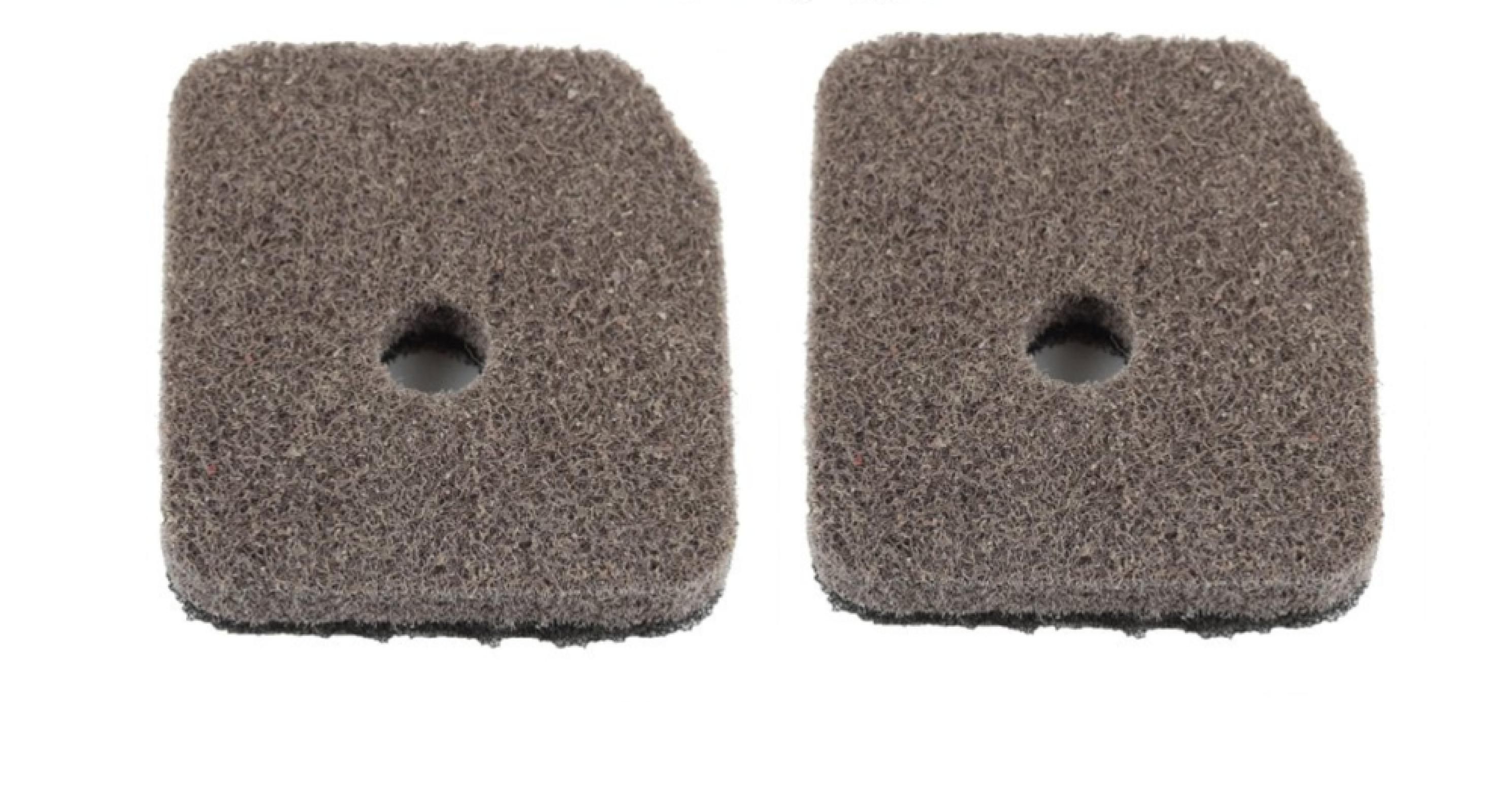 Pack of 2 replacement air filters Stihl 4237 120 1800
