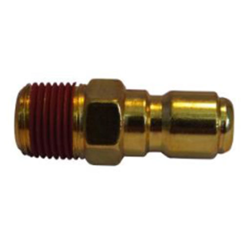 "3/8"" MALE QUICK CONNECT PLUG"
