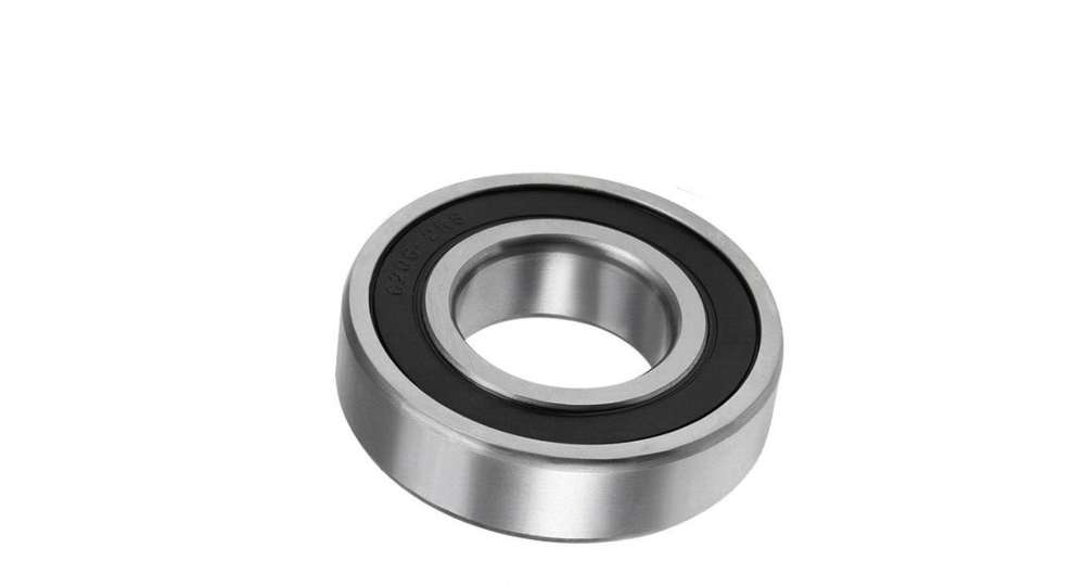 Double sealed rubber bearing replaces 6206-2RS (30X62X16mm)