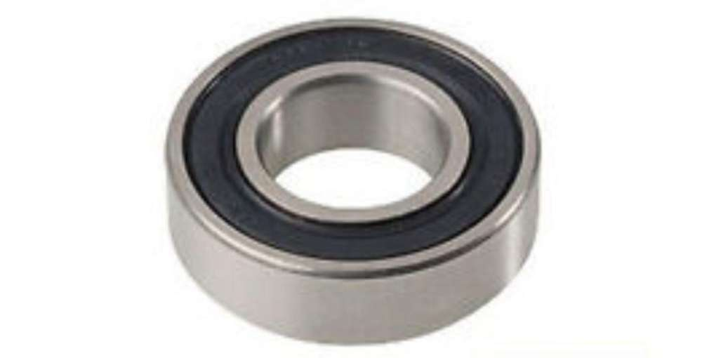 Double sided rubber bearing replaces 45-244 ( 17x47x14mm )