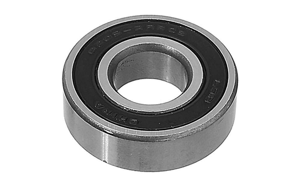 Replacement single row ball bearing 6203-2RSC3 17 x 40 x 12mm