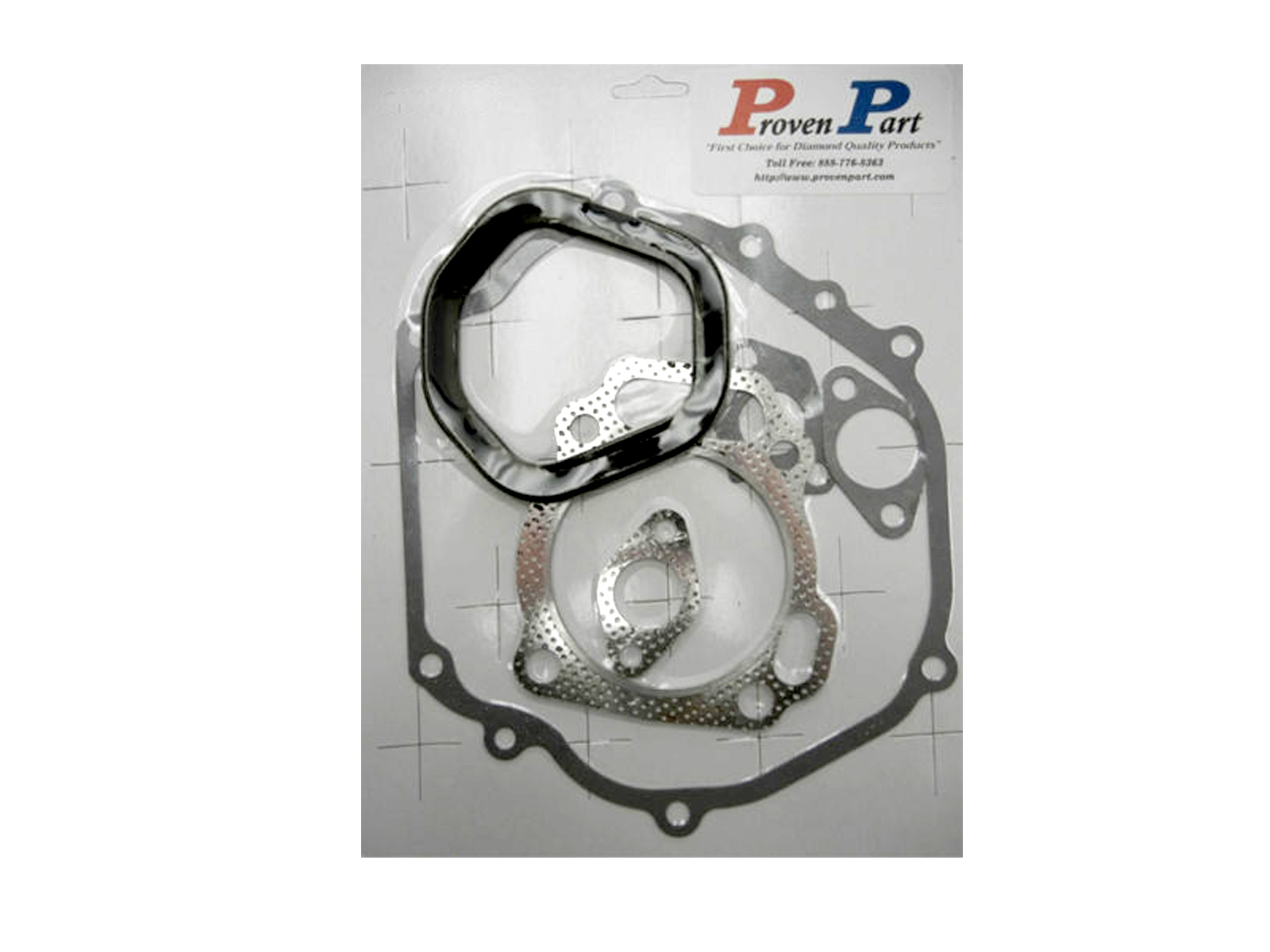 Complete Gasket kit for GX160-GX200