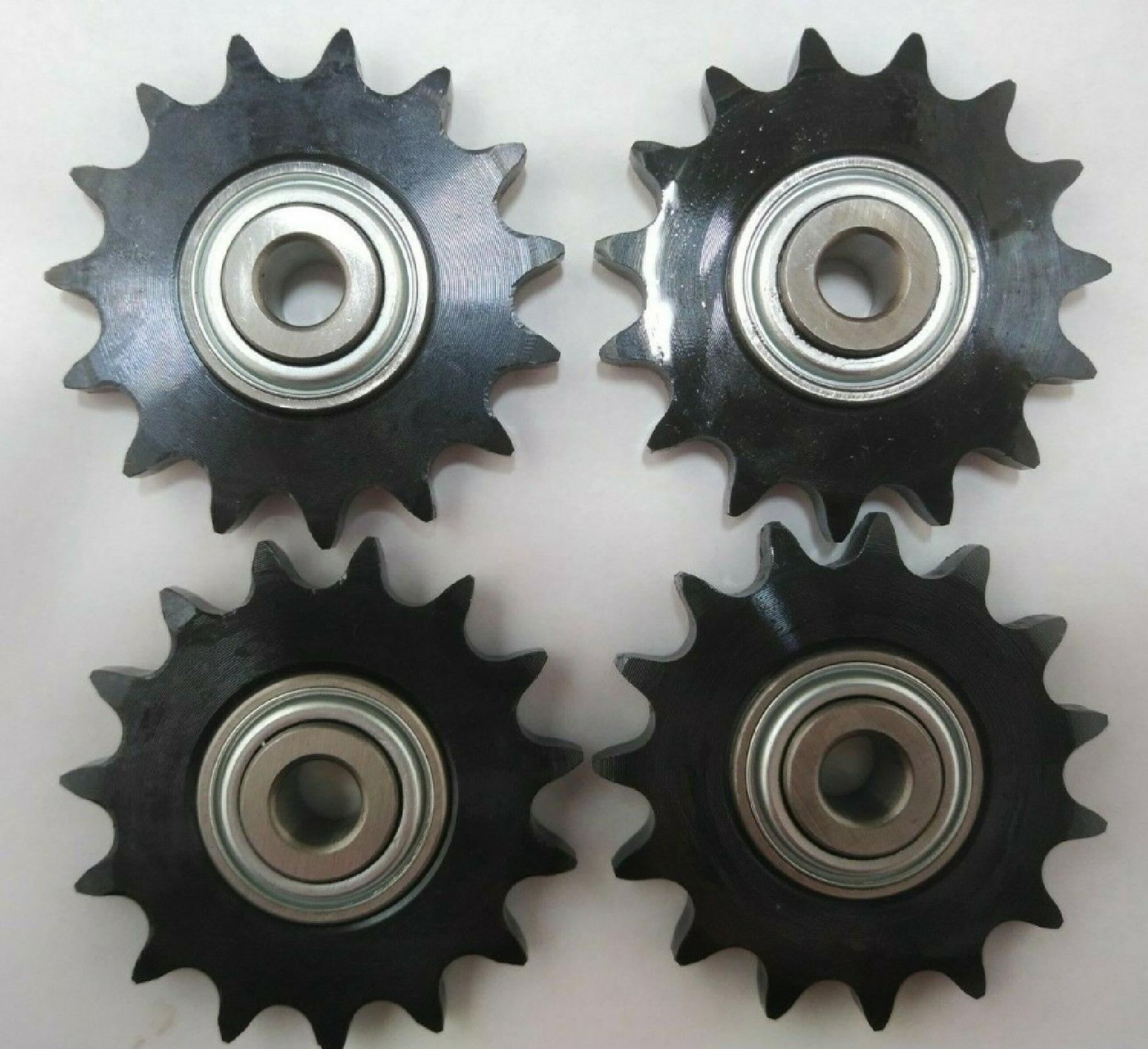4 pk roller chain idler sprocket replaces 126-9274 L50568