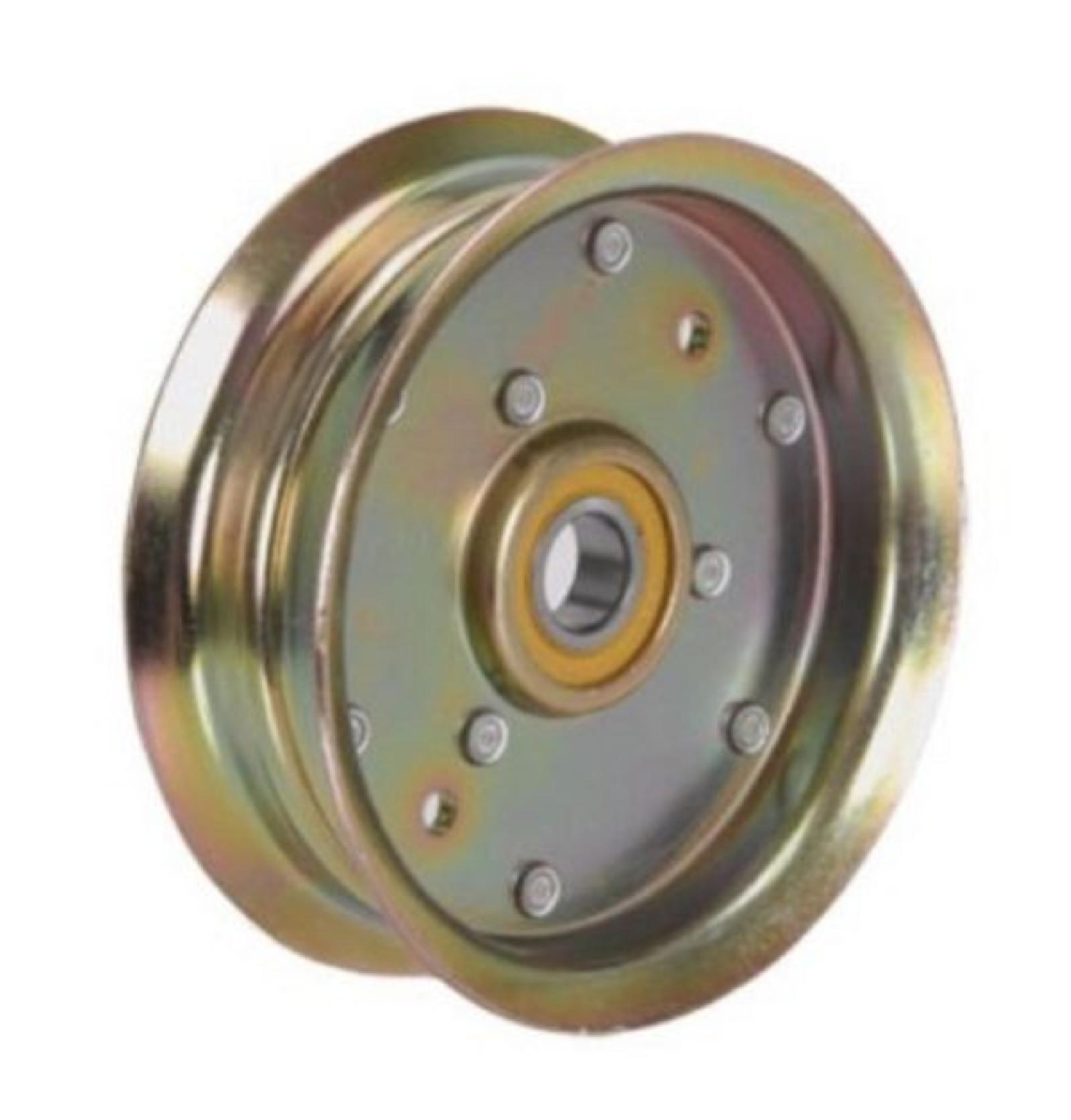 Flat Idler Pulley Replaces John Deere GY20110 GY20629