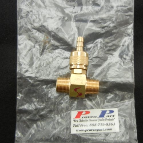 "REPLACEMENT SOAP INJECTOR IN BSP 3/8""M OUT BSP3/8""M"