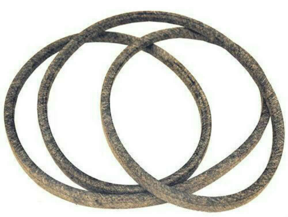Replacement drive belt Exmark 1-633173 633173