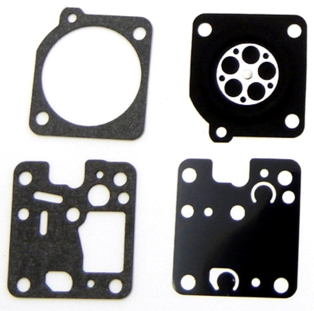 Proven Part Carburetor Gasket & Diaphragm Kit Gnd-66