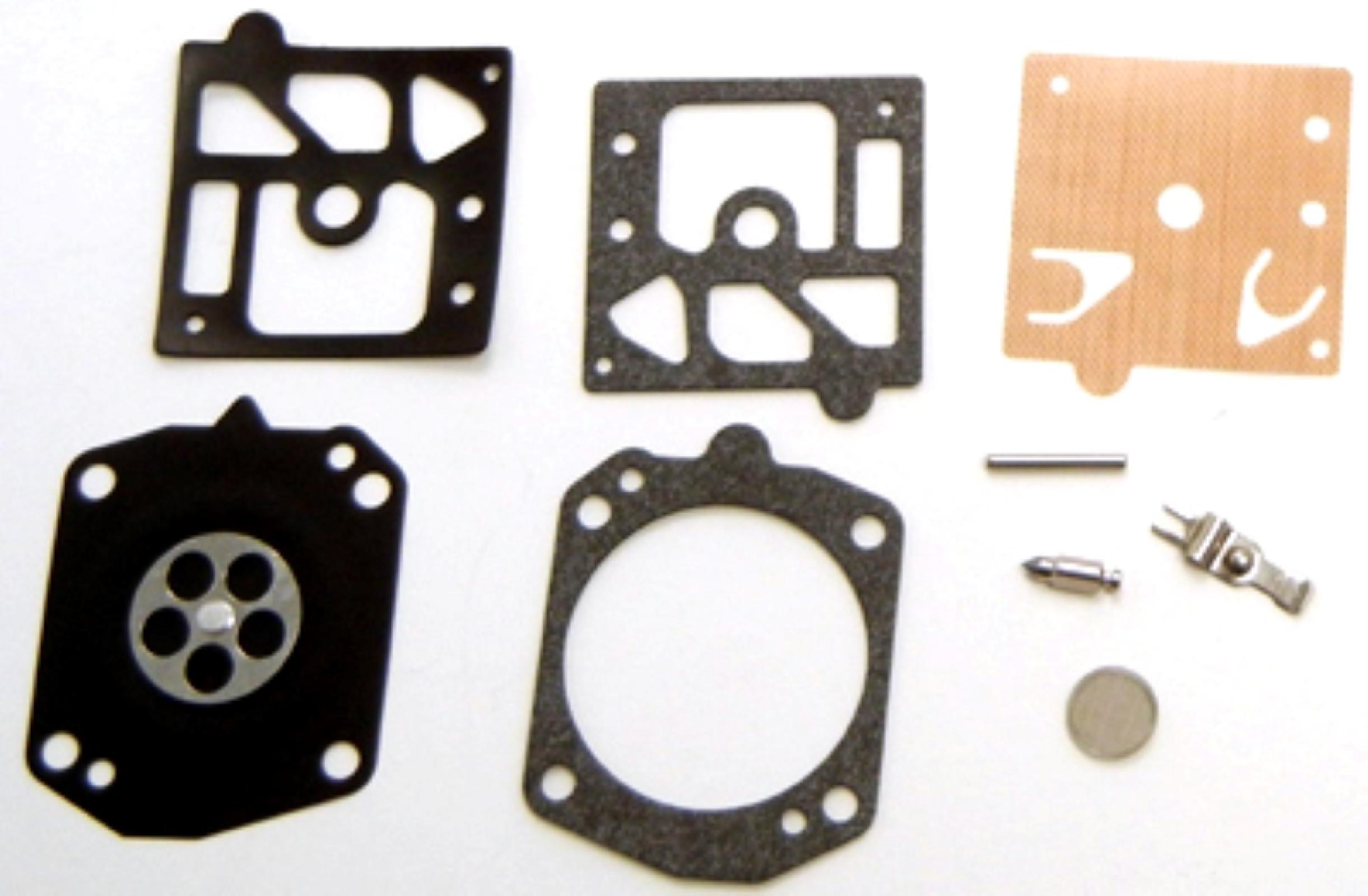 Carburetor Rebuild Kit (Walbro Carburetor)