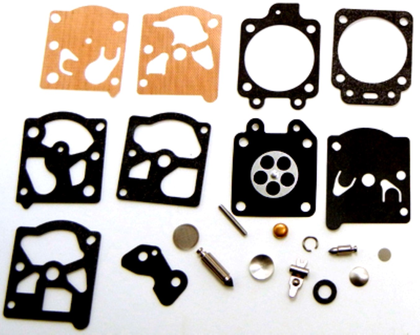 Carburetor Kit Walbro K20-WAT (21 Pieces)