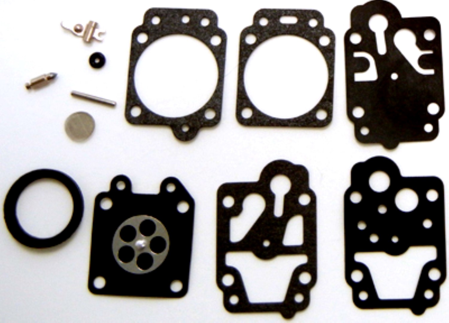 Carburetor Rebuild Kit K20-WYJ (Walbro Carburetor)