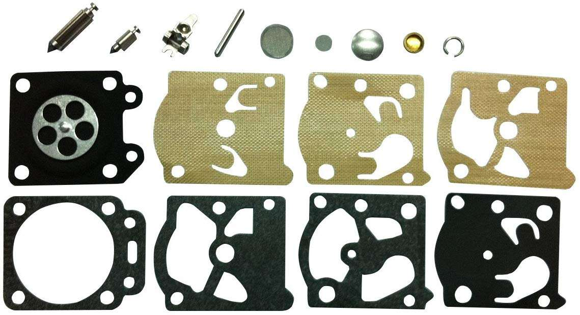 Carburetor rebuild kit replaces Walbro K24-WAT