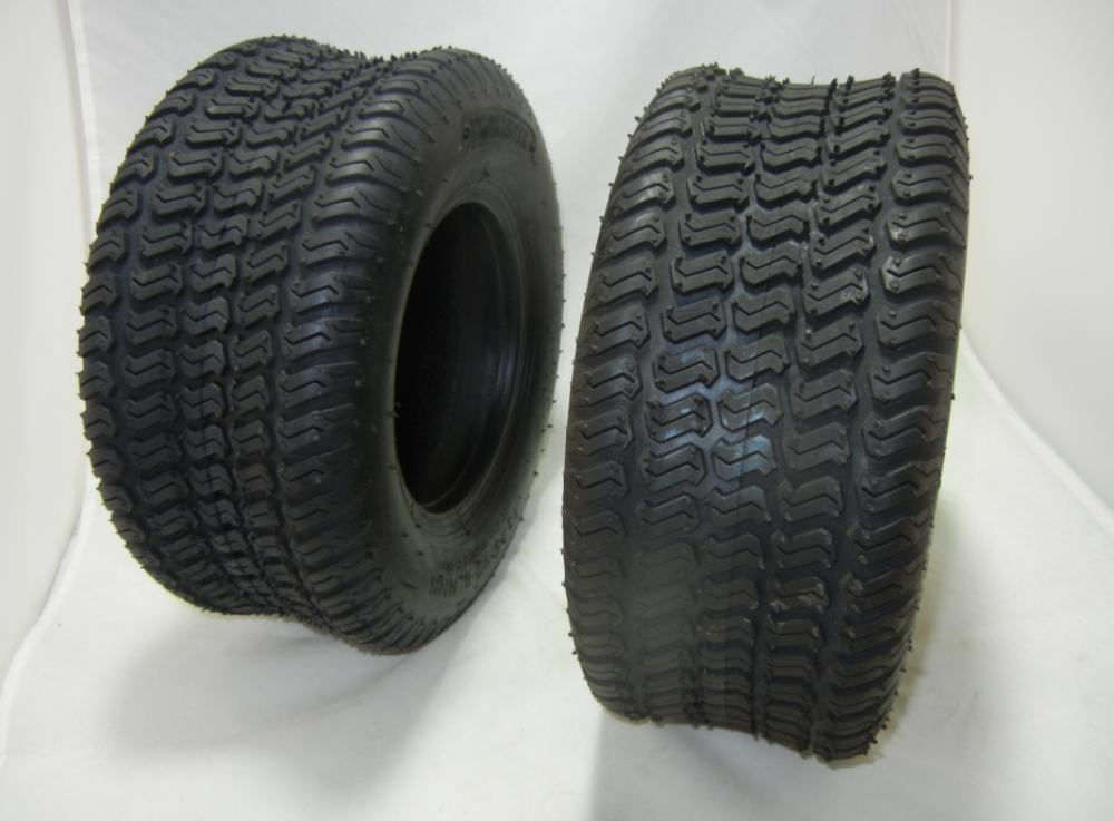 Set of 2 lawn mower tires PROMASTER 13X5.00-6 505 tubeless