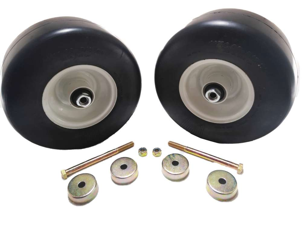 2 pack 11X4.00X5 no flat tires replace Exmark 103-9591 110-9965
