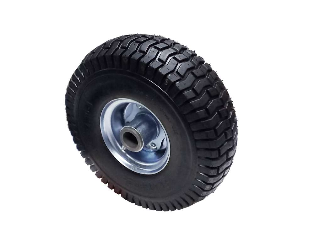 2 wheel velke system X2 solid no flat tire 4.10X3.5-4