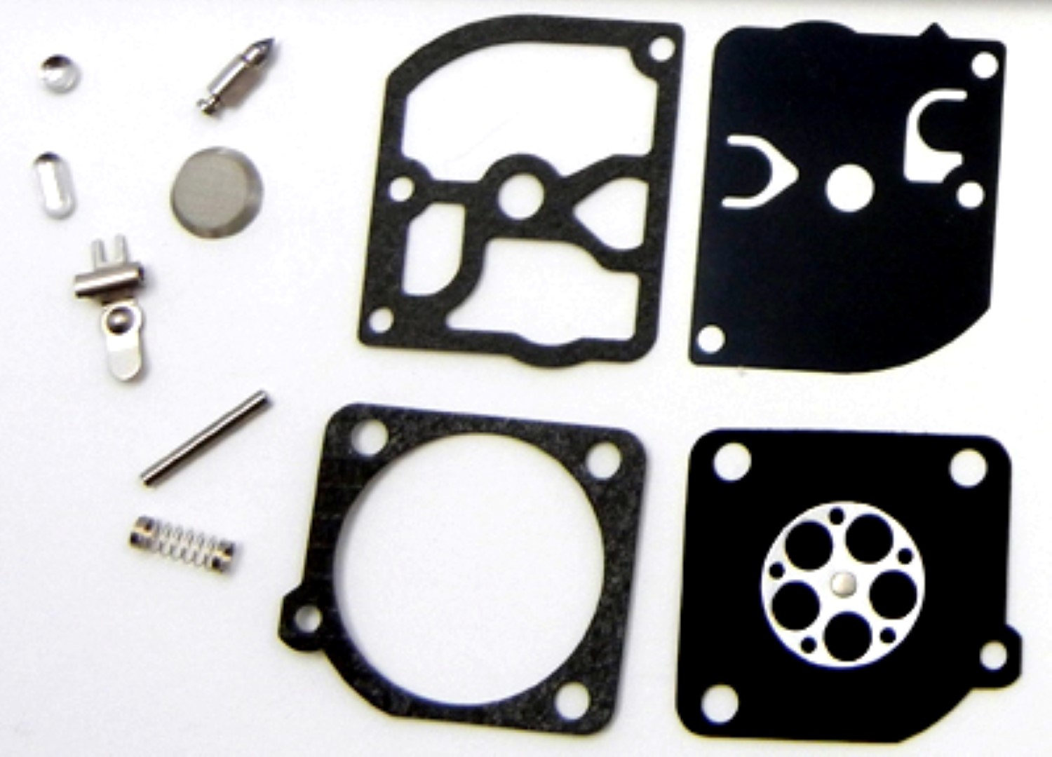 Carburetor rebuild kit replaces Zama RB-105