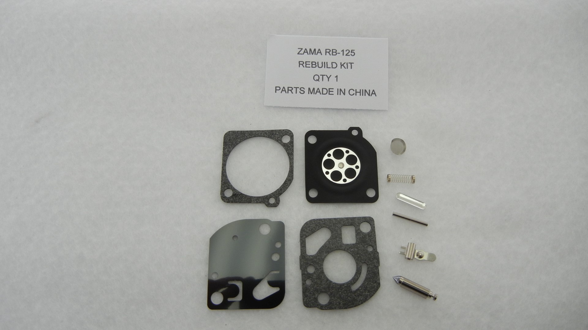 Provenpart RB-125 carburetor rebuild kit for Zama C1U-K78