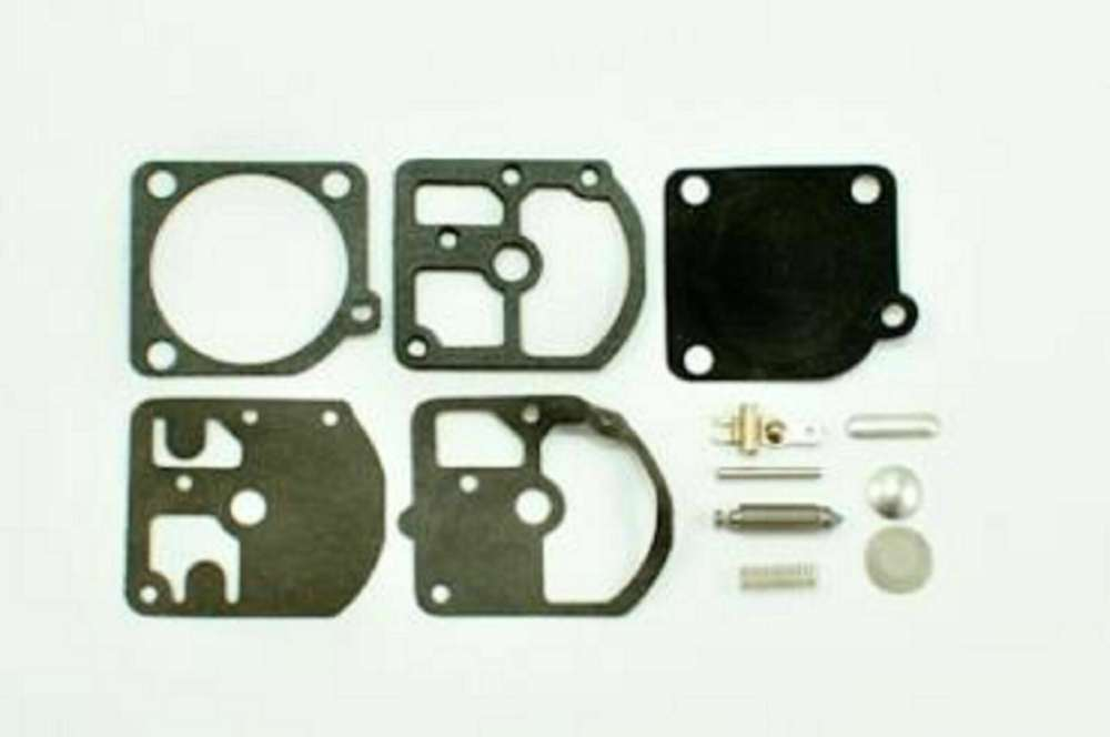 Carburetor gasket and diaphragm set replaces Zama RB-3