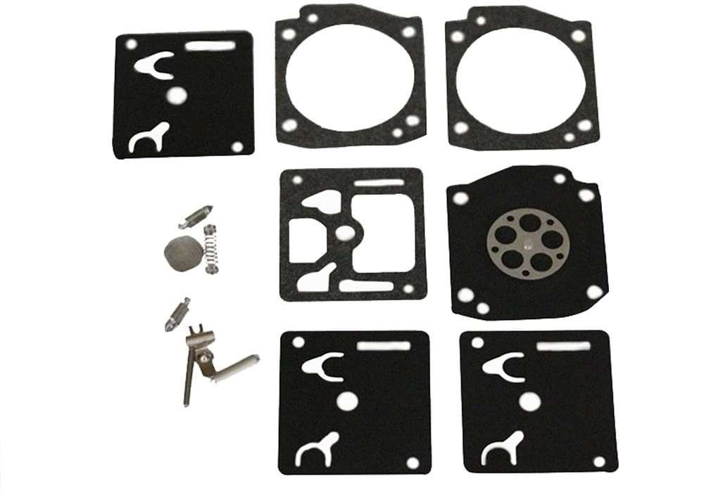 Carburetor rebuild diaphragm gasket kit replaces RB-53