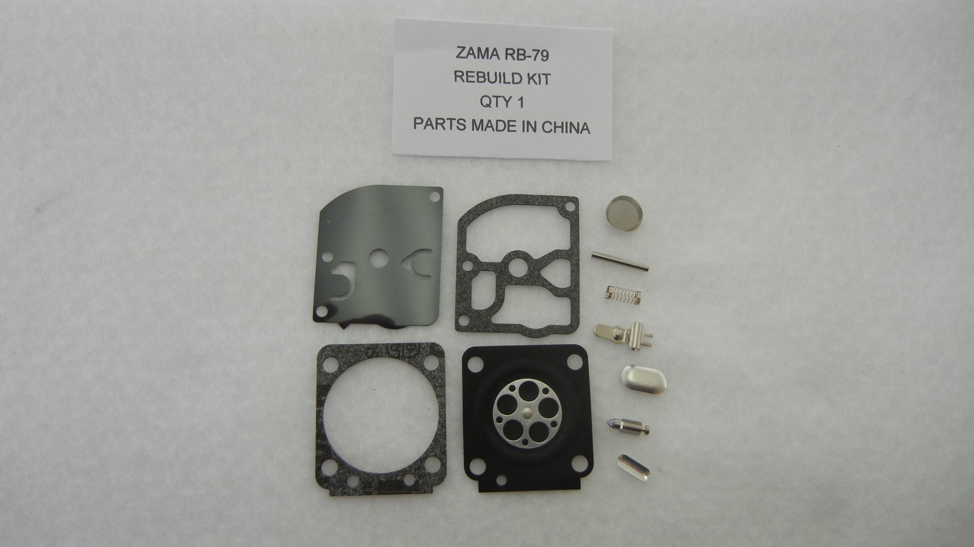 Zama RB-79 Carburetor Rebuild Kit