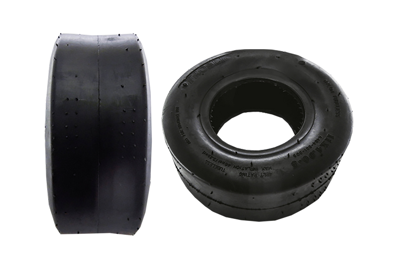 Set of 2 lawn mower tires PROSLICK 11X4.00-5 Carlisle 5120111