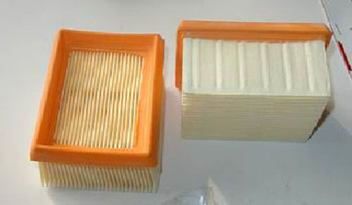 Air Filter replaces Dolmar 394 173 010